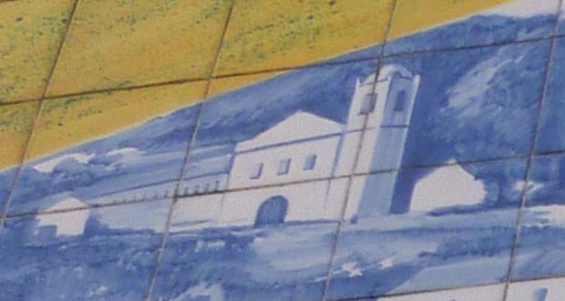 Ferien in Monchique in den Bergen der Algarve, Die Igreja, Monchique, Algarve, Portugal