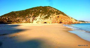 wandern Algarve: Praia das Furnas