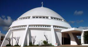 "Highight im Binnenland der Algarve, Die ""Capela de Nossa Senhora da Piedade"" in Loulé, Kuppel"