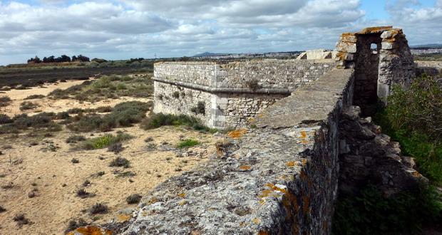 Highlight in Tavira, Sand-Algarve, Das Forte do Rato, Tavira, Portugal
