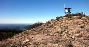 Highlight in der Bergen der Algarve, Die Gipfel Fóia und Picota