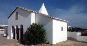 Hightlight an der Fels-Algarve-Ermida de Nossa Senhora da Roca