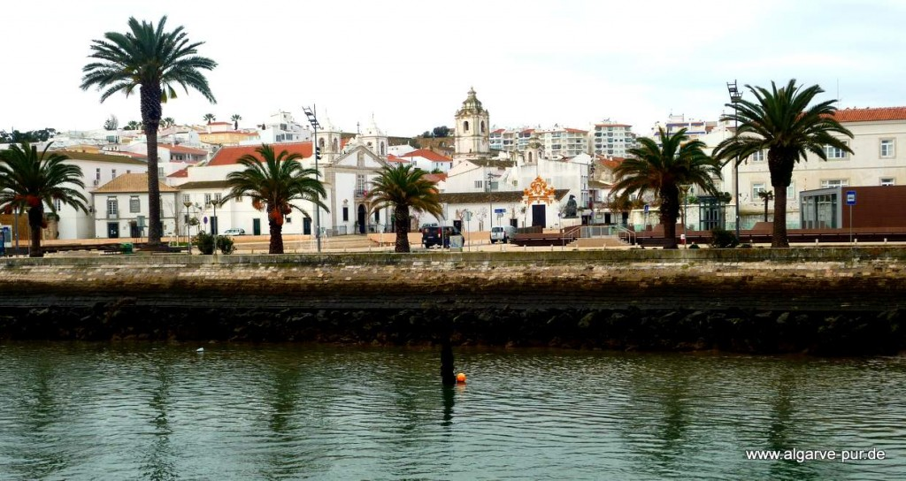 Reiserouten Algarve: Lagos