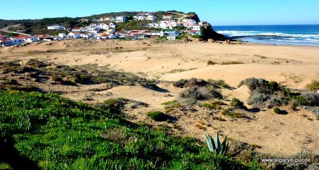 Monte Clerigo, Algarve, Portugal