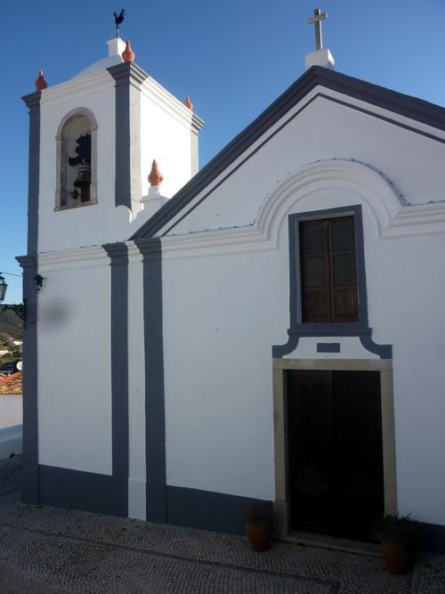 Odeceixe - Stadtrundgang Kirche