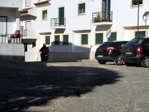 Odeceixe - Stadtrundgang Rua das Amoreiras