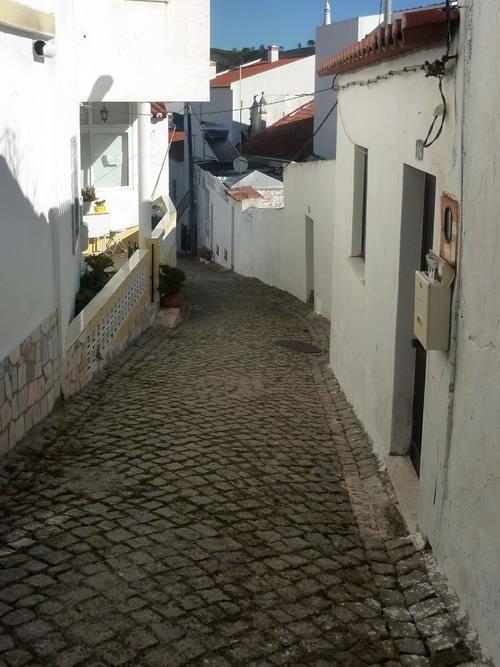 Odeceixe - Stadtrundgang Rua do Outão