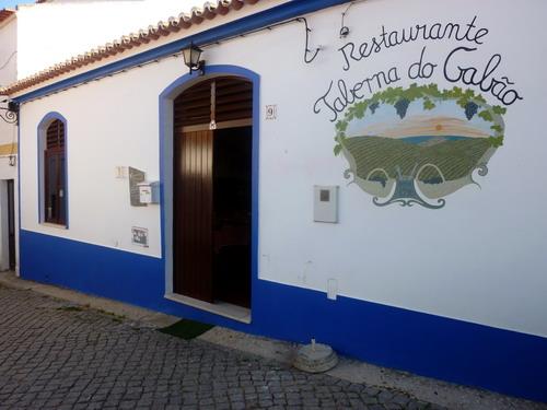 Odeceixe - Stadtrundgang Taberna do Gabao