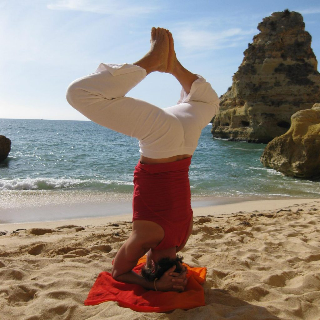 Yoga Urlaub in Portugal Algarve