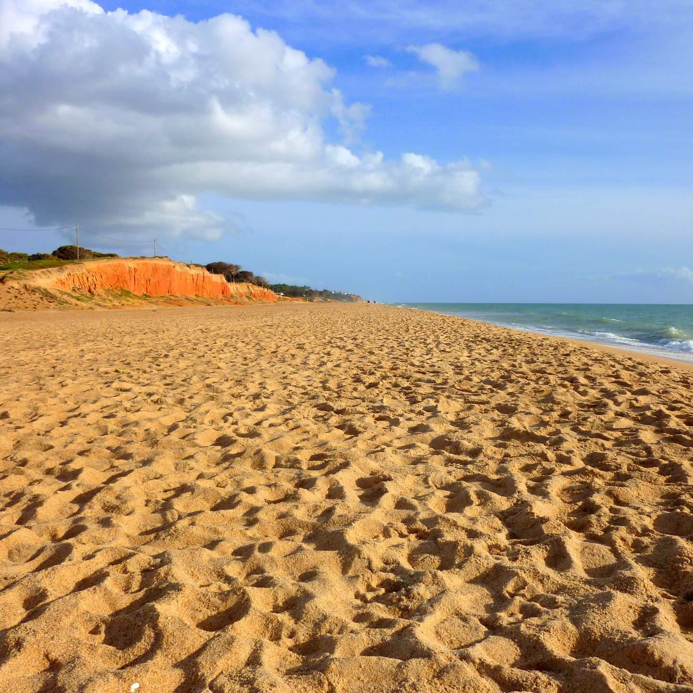 Quarteira Praia de Forte Novo