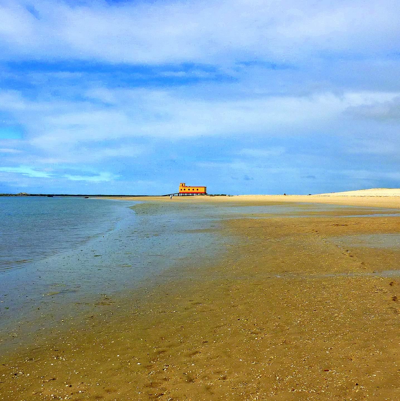 Urlaub in Fuseta, Algarve, Portugal