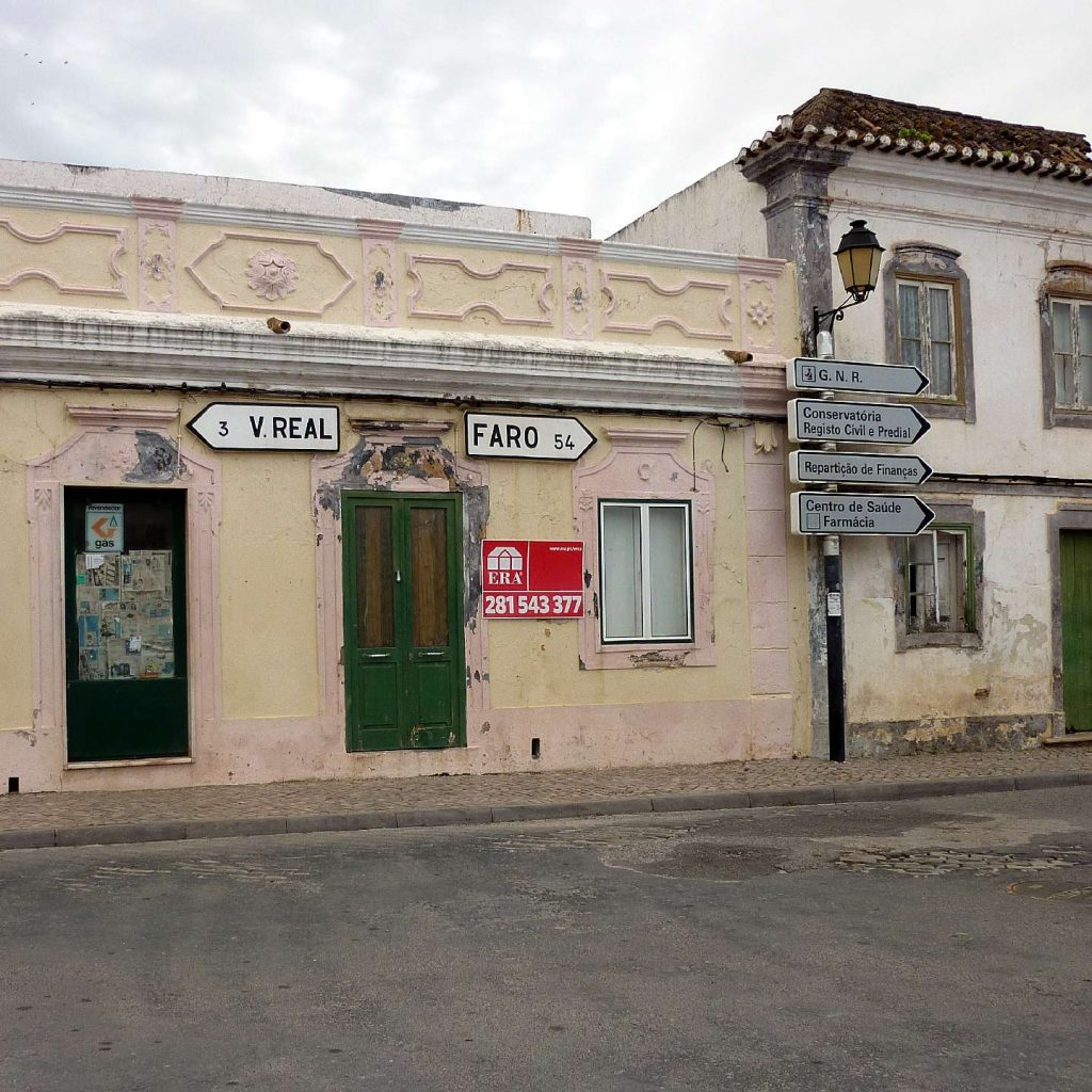 Castro Marim, Algarve, Portugal