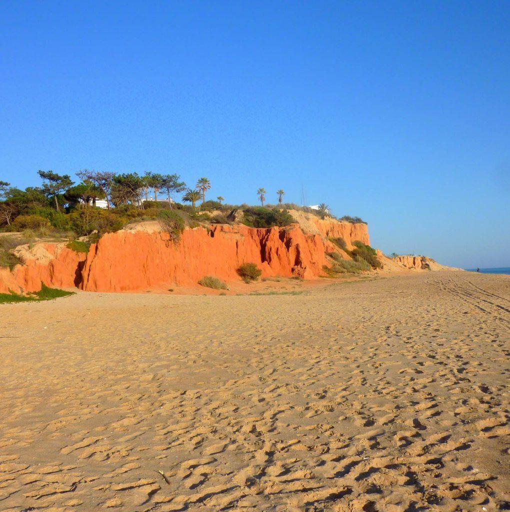 Quarteira Praia de Vale do Lobo