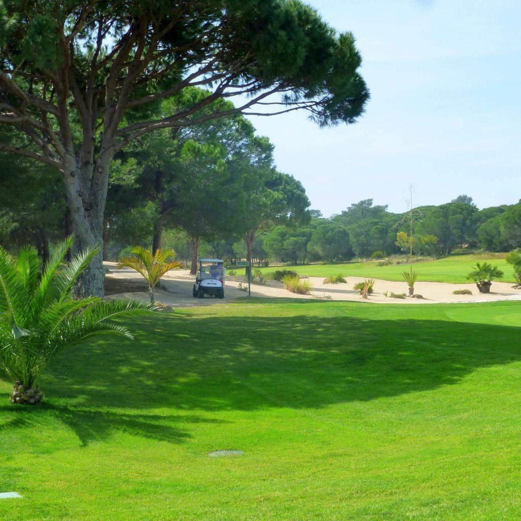 Quarteira Golfurlaub