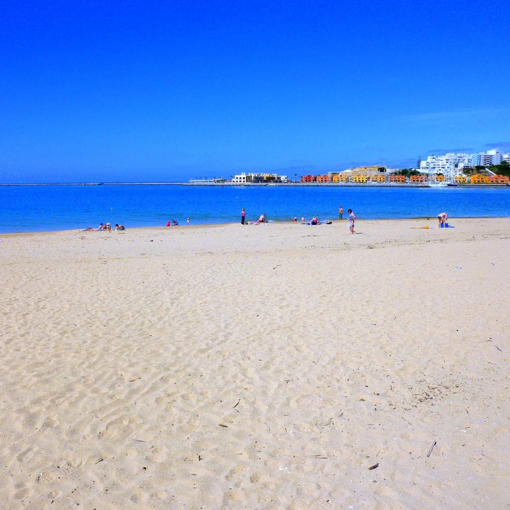 Ferragudo - Praia Grande