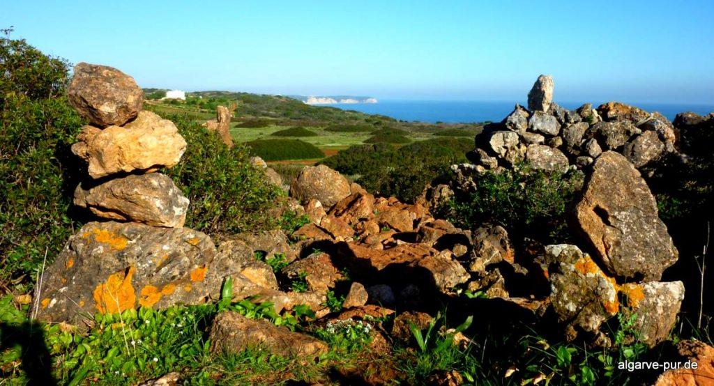 wandern Algarve: Ponta da Torre