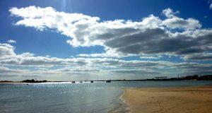 Praia Forte do Rato, Tavira, Algarve, Portugal
