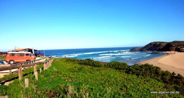 Traumstrände Algarve: Praia da Amoreira