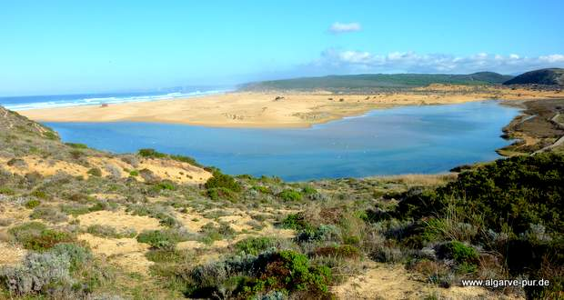 Praia da Bordeira, Algarve, Portugal
