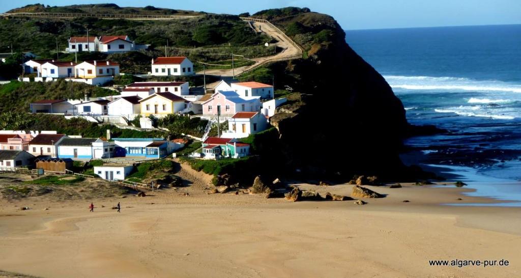 Praia de Monte Clerigo