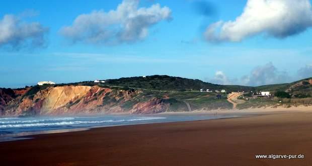 Praia do Amado, Algarve, Portugal