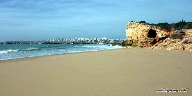 Urlaub in Ferragudo Praia do Pintadinho