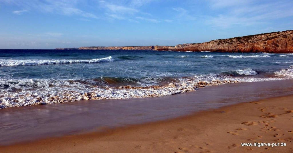 Reiseroute Algarve: Von Lagos nach Sagres