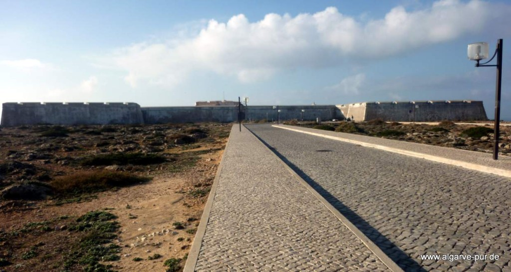 Sagres Festung