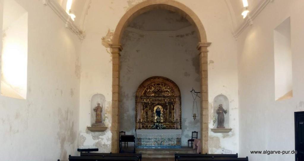 Sagres Kapelle