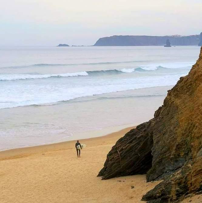 Surfen Algarve: Figuaira