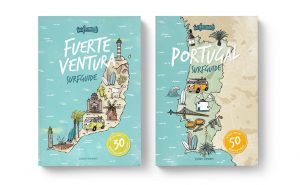 Surfguide Portugal _ Fuerteventura_Cover