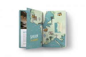 Surfguide Portugal_Surf Map Lissabon