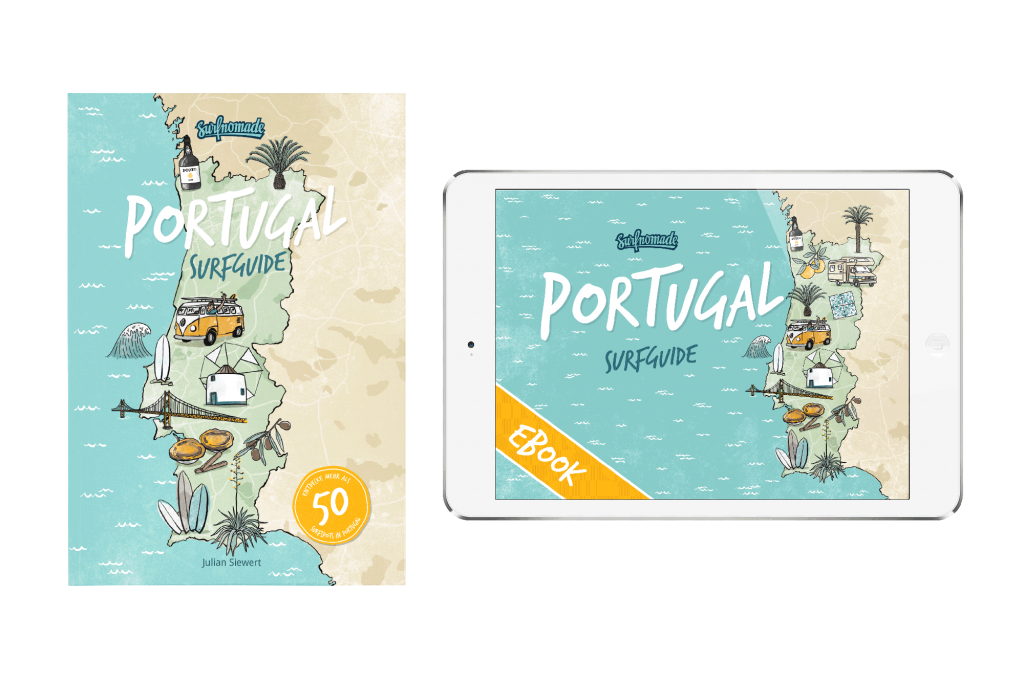 Surfguide Portugal_eBook _ Taschenbuch Cover als png