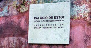 Urlaub an der Sand-Algarve, Der Rokokoplast Palacio de Estói, Portugal