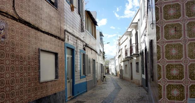 Urlaub an der Sand-Algarve, Stadtbesichtigung Olhao