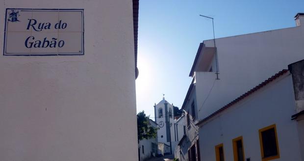 Urlaub an der Westküste der Algarve, Stadtrundgang Odeceixe