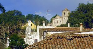 Urlaub in den Bergen der Algarve, Das Convento da Nossa Senhora do Desterro, Monchique, Portugal