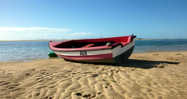 Urlaub in der Algarve, Portugal