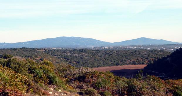 Urlaub in der Serra de Monchique in den Bergen der Algarve, Die Gipfel Fóia und Picota, Algarve, Portugal