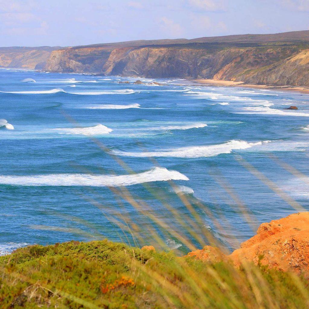 Surfen Algarve: Die Westküste