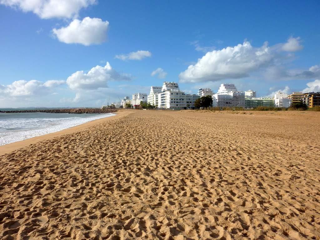 Algarve im März: Quarteira