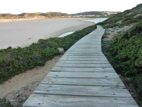 Anreise Algarve