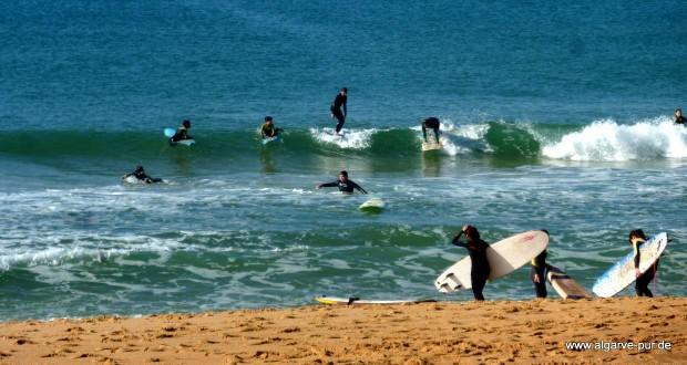Urlaub Surfen Algarve