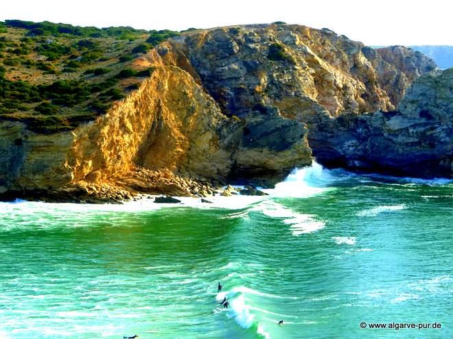 surfer am Barranco